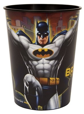Batman kunststof beker