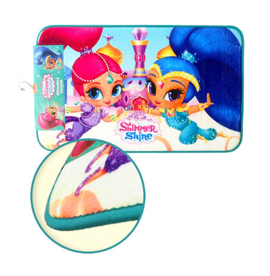 Shimmer and Shine vloerkleed