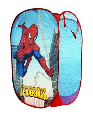 Spiderman opvouwbare speelgoed mand