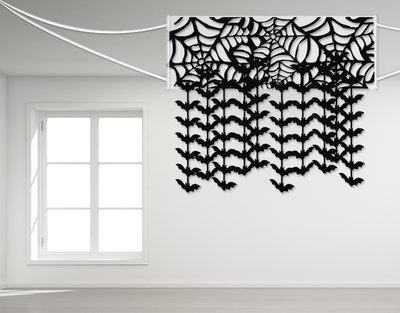 Vleermuis plafond decoratie banner