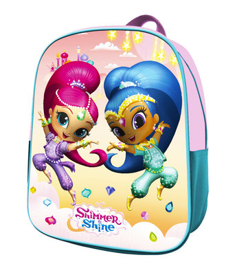 Shimmer and Shine rugzak 3D