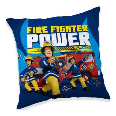 Brandweerman Sam kussen Power