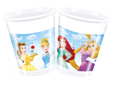 Disney Princess party bekers