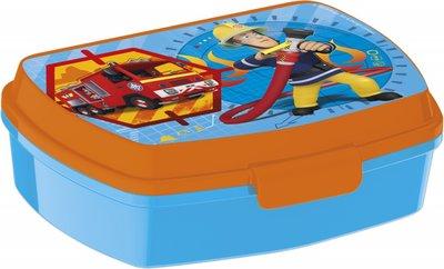 Brandweerman Sam broodtrommel - lunchbox