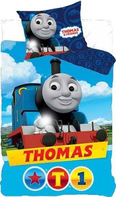 Thomas de Trein peuter dekbedovertrek 90x140cm