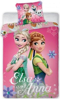 Disney Frozen junior dekbedovertrek 90x140cm