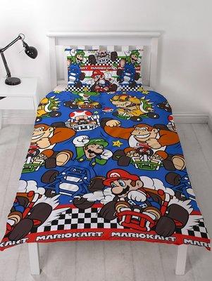 Super Mario Kart dekbedovertrek