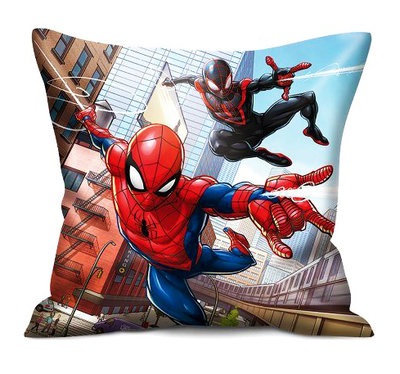Spiderman kussen Kid Arachnid