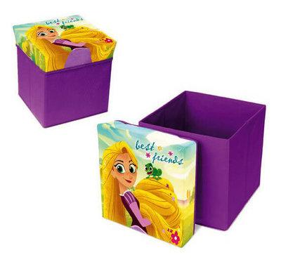 Rapunzel zitbox met opberg mogelijkheid