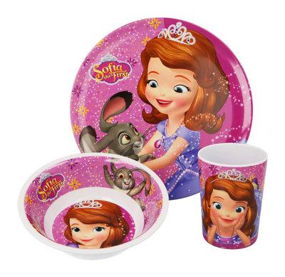 Sofia het prinsesje dinnerset