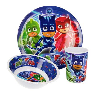 PJ Masks dinnerset