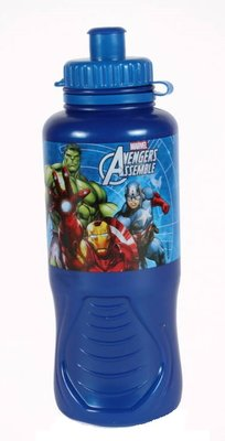 The Avengers kunststof bidon drinkfles