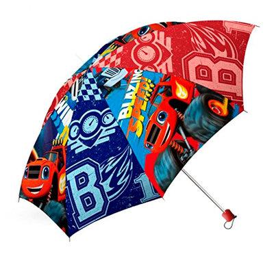 Blaze en de Monsterwielen paraplu II