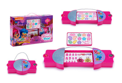 Shimmer and Shine cosmetica set