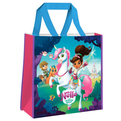 Nella de ridderprinses shopper of zwemtas