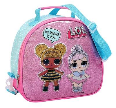 L.O.L. Surprise schoudertas - lunchbag