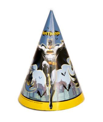 Batman feesthoedjes