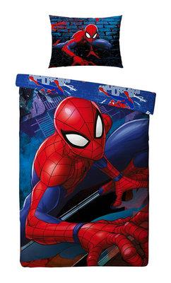 Spiderman dekbedovertrek Kaboom! 140x200cm