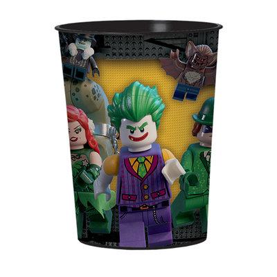Lego Batman kunststof drinkbeker