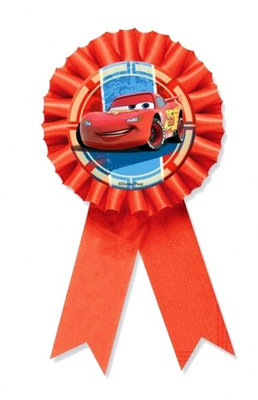 Disney Cars verjaardag button