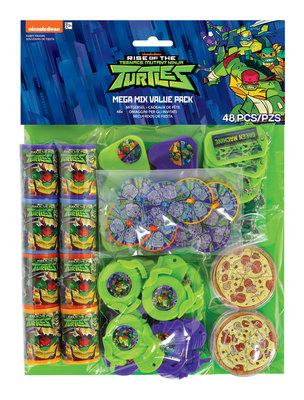 Ninja Turtles uitdeelcadeautjes partypack