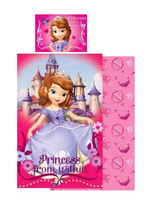 Sofia het Prinsesje peuter dekbedovertrek 90x140cm