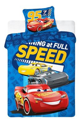 Disney Cars peuter dekbedovertrek Speed 100x135cm