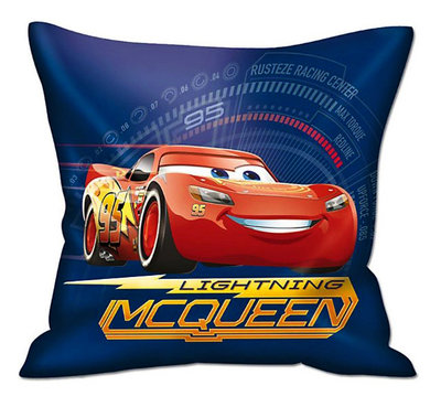 Disney Cars kussen Lightning McQueen