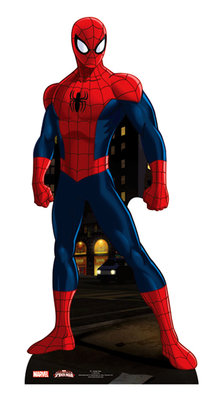 Spiderman opstelfiguur