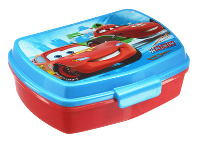 Disney Cars broodtrommel - lunchbox RSN II
