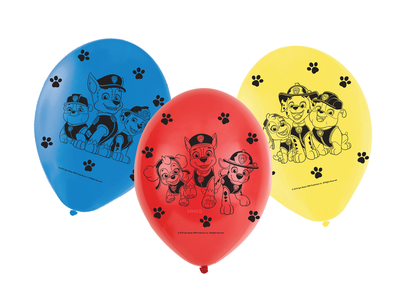 Paw Patrol feest ballonnen