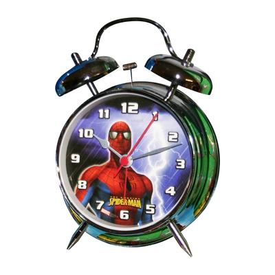 Spiderman wekker