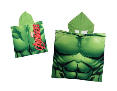 De Hulk poncho