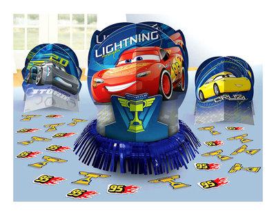 Disney Cars tafel decoratie Piston Cup