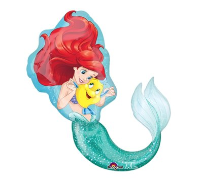 Disney Princess Ariel folie ballon shape