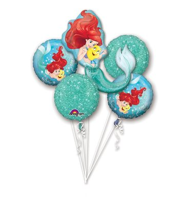 Disney Princess Ariel folie ballonnen set