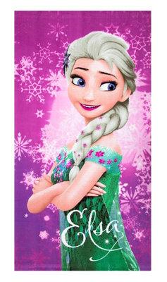Disney Frozen badlaken - strandlaken Summer Elsa