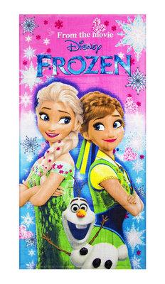 Disney Frozen badlaken - strandlaken Summer