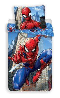 Spiderman dekbedovertrek 100% katoen