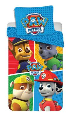 Paw Patrol junior dekbedovertrek Color 100x135cm