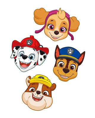 Paw Patrol maskers 2019