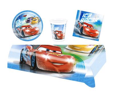 Disney Cars feestpakket - voordeelpakket 8 personen