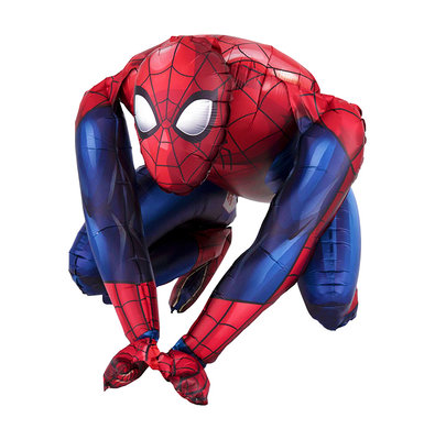 Spiderman folie ballon 3D Shape