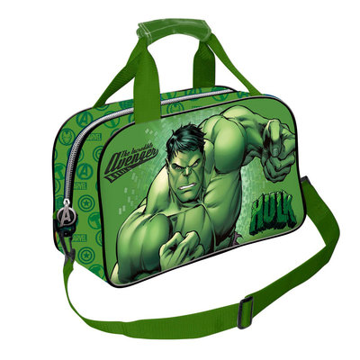 The Hulk sporttas - weekendtas