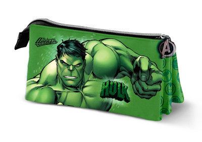 The Hulk school etui deluxe