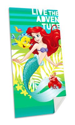 Disney Princess strandlaken - badlaken Ariel
