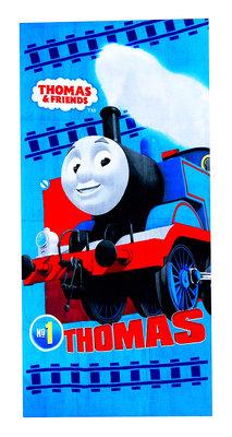 Thomas de Trein badlaken - strandlaken Thomas