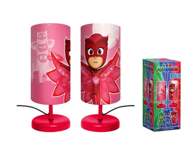 PJ Masks tube nachtlamp Owlette