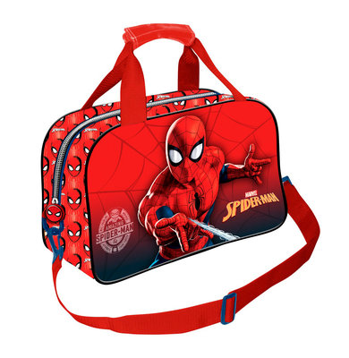 Spiderman Sporttas - Weekendtas