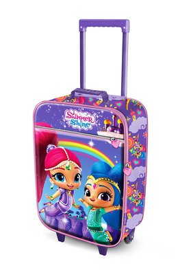 Shimmer and Shine trolley - reiskoffer